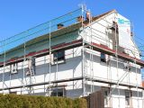 Roof safety scaffold Layher/MJ/Assco